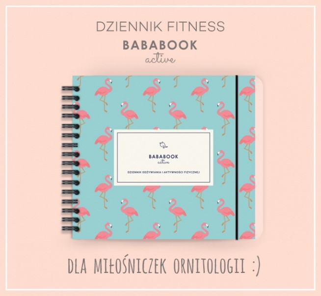 Dziennik Fitness / Dziennik Diety BabaBook Active. USTALAJ CELE > PLANUJ > NOTUJ > OCENIAJ POSTĘPY > SPEŁNIAJ MARZENIA