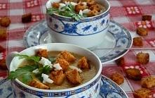 Pieczarkowa zupa krem