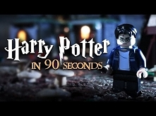 LEGO Harry Potter In 90 Seconds Lężę i nie wstaję XD