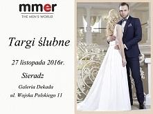 Już w najbliższą niedzielę czekamy na Was na Targach Ślubnych w Sieradzu!