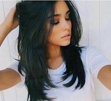 Czarne włosy - Kliknij w zdjęcie aby zobaczyć więcej