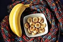 Bananowe frytki