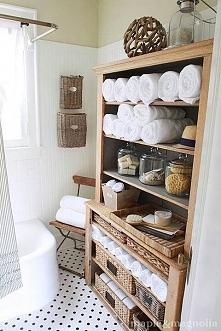 stylowe dodatki do łazienki w BelleMaison, dekoracja łazienki, artykuły łazie...