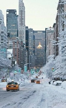 Nowy Jork :)