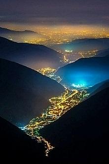 Dolina światła włochy