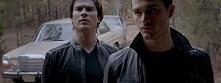 Pamiętniki Wampirów S08E06 Damon Salvatore + Enzo :)