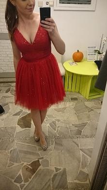 Red dress- sprzedam nowa z metką -  189zł z wysyłką poleconą:)