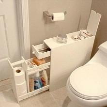 świetny pomysł na sprytne szafki :)