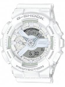 Męski biały G-shock oryginalny CASIO GMA-S110CM-7A1ER  Możliwość zakupu, link w komentarzu :)