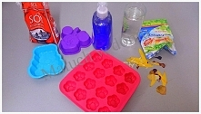 pomysł jak zrobić mydełka