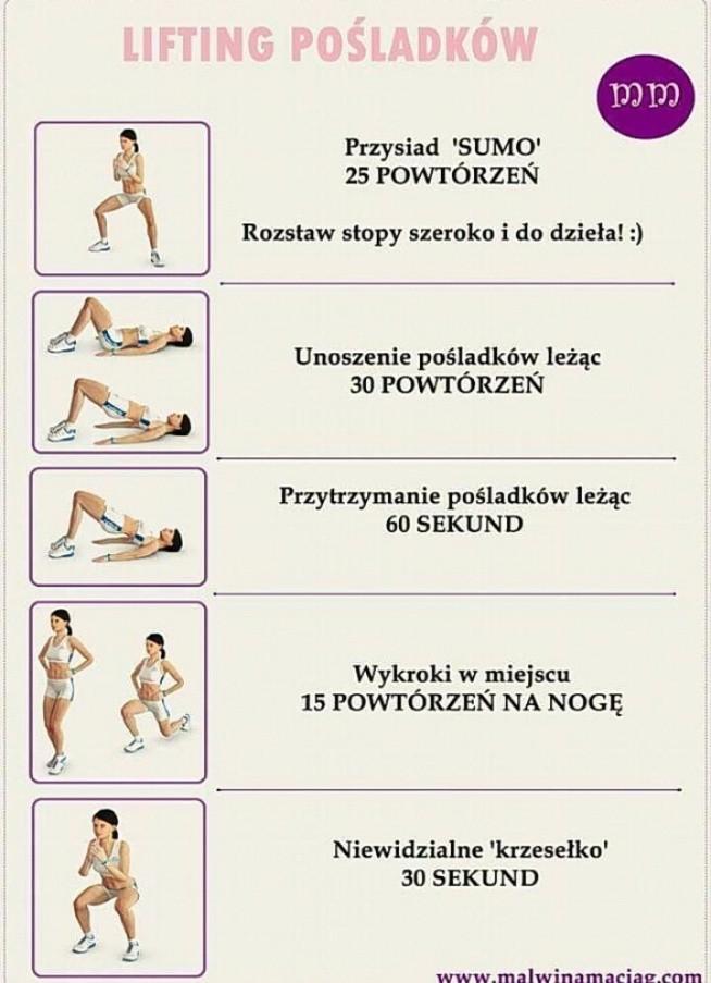 Świetne ćwiczenia ♥