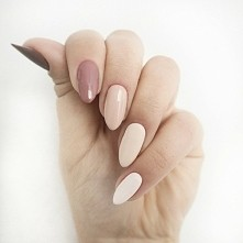 Nude Nails - idealne kolory...