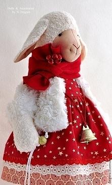Owieczka świąteczna- N.Dzigora