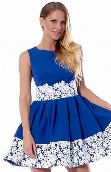 Bicot 2090-05 sukienka chab...