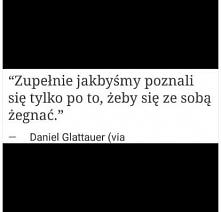 - Daniel Glattauer