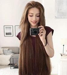 ale piękne włosy! ♥♥♥