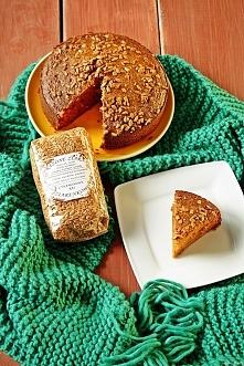 Dietetyczne ciasto marchewkowe (bez cukru, glutenu ani laktozy)