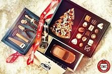 Kto nie lubi czekolady? Dla mężczyzny lubiącego czekoladę można kupić czekoladowe narzędzia i samochód