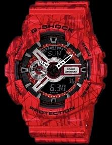 Zegarek męski Casio G-SHOCK Style Slash Pattern GA-110SL-4AER