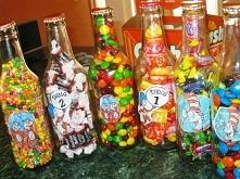 Pakowanie cukierków :)