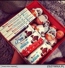 Kto z nas nie lubi słodyczy...
