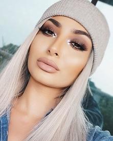 Ładny makijaż