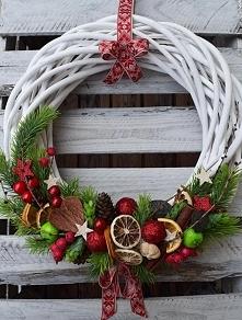 Wianki świąteczne, Dziedzicka Dekoracje