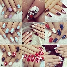 Winter is comming! Dress your nails ;)