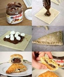 Coś dla miłośników nutelli ale nie tylko, super pomysł
