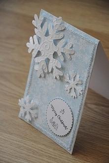 kartka świąteczna handmade Scrapowe Fantazje