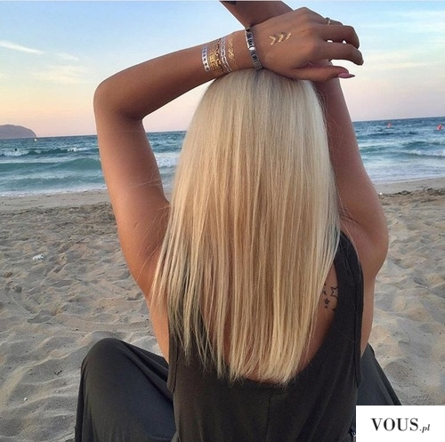 piękny blond...