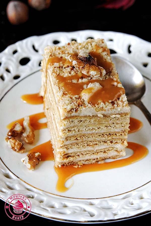 Ciasto marlenka - Wypieki Beaty
