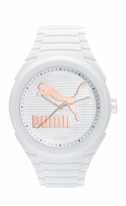 zegarek damski puma biały