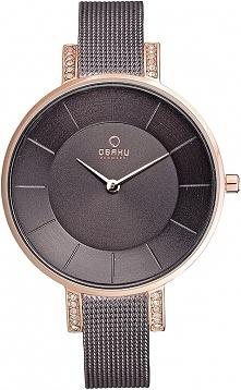Piękny damski zegarek Obaku.