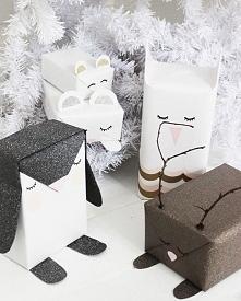 <3 Aby nasz prezent był wyjątkowy należy zadbać również o ciekawy wygląd o...