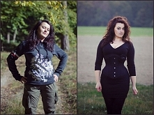 Konkurs przed i po w gorsecie sklepburleska.pl