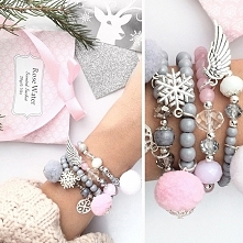 Bransoletki to fantastyczny pomysł na świąteczny prezent! Kliknij w zdjęcie...