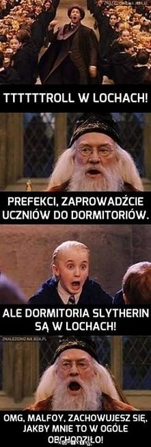 hahahha... Co jak co... Historie Harry'ego i jego fenomen powinni omawia...