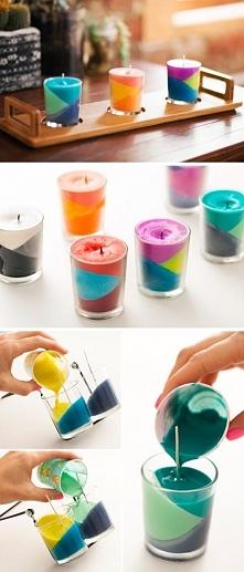pomysł na: świeczkę