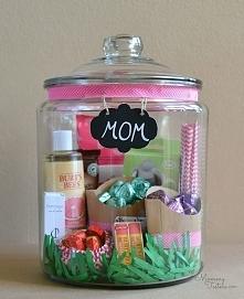 pomysł na: prezent dla mamy