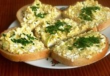 pasta z jajek + fajny blog