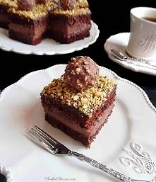 Ciasto Ferrero Rocher - przepis po kliknięciu