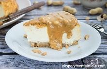 Sernik z masłem orzechowym - prosty i sprawdzony przepis / Peanut Butter Chee...
