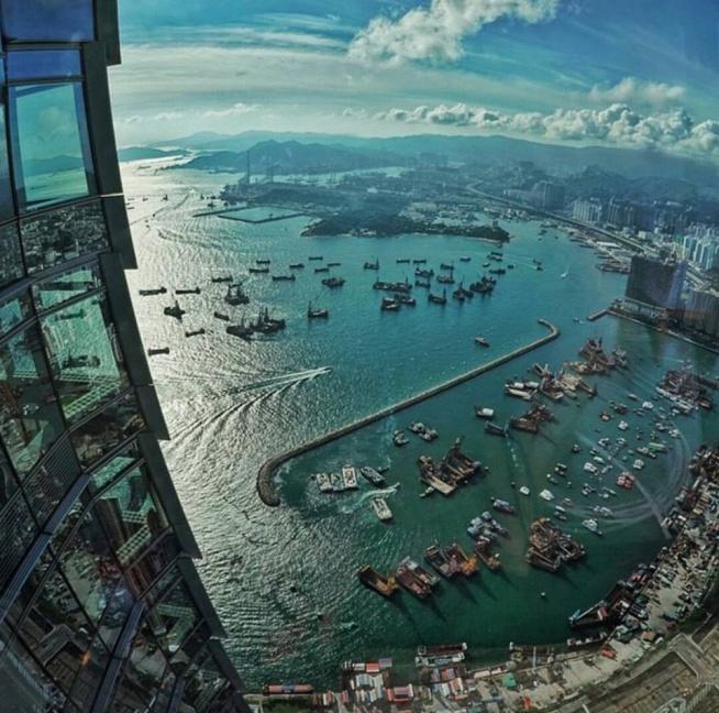 Hong Kong - Chiny