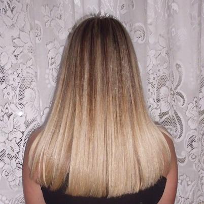 Moje Włosy Po Keratynowym Prostowaniu Polecam Dla Tych