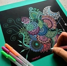 Beautiful Mandala by Nathal...