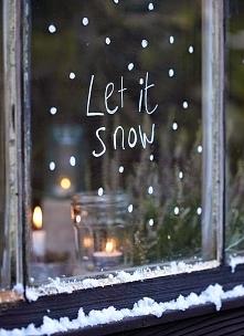 Let it snow :)