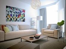 Sprzeczności i kontrasty - nowoczesny obraz do salonu