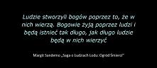 "Margit Sandemo ""Saga o Ludziach Lodu. Ogród Śmierci"""