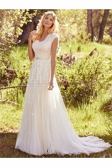 Maggie Sottero Wedding Dresses Ashley 7MS410